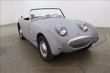 1960 Austin-Healey Bug Eye for sale in Los Angeles, CA