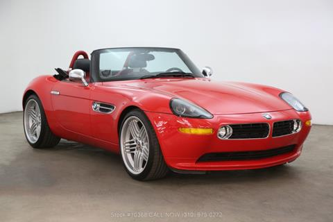 used bmw z8 for sale in los angeles, ca - carsforsale®