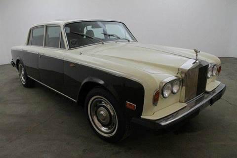 1976 Rolls-Royce Wraith