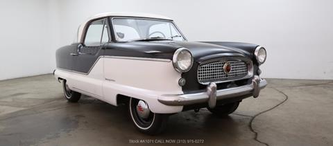 1960 Nash Metropolitan
