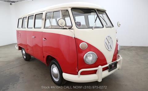 1975 Volkswagen Transporter II for sale in Los Angeles, CA