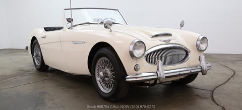 1962 Austin-Healey 3000 MK II for sale in Los Angeles, CA