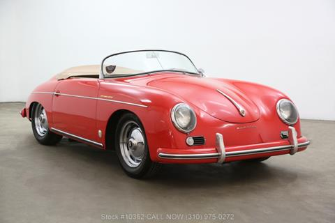 1956 Porsche 356 Speedster for sale in Los Angeles, CA