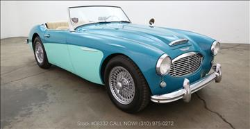 1957 Austin-Healey 100-6 for sale in Los Angeles, CA