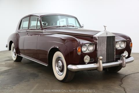 1963 Rolls-Royce Silver Cloud 3 for sale in Los Angeles, CA