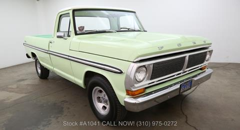1972 Ford F-100 for sale in Los Angeles, CA