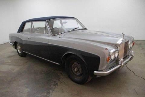 1966 Rolls-Royce Silver Shadow Coupe RHD