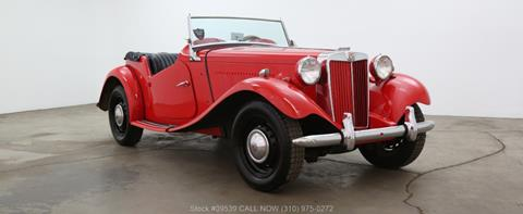 1952 MG TD for sale in Los Angeles, CA