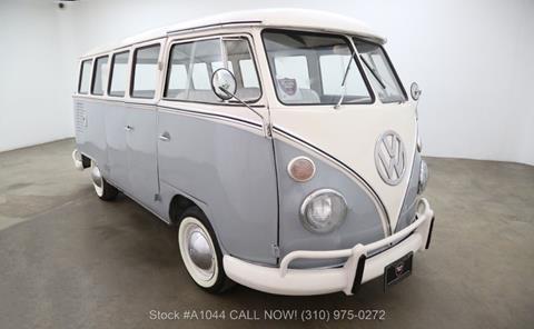 1969 Volkswagen Transporter II for sale in Los Angeles, CA