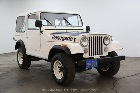 1978 Jeep CJ-7 for sale in Los Angeles, CA