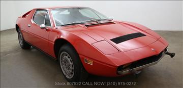 1974 Maserati Merak for sale in Los Angeles, CA