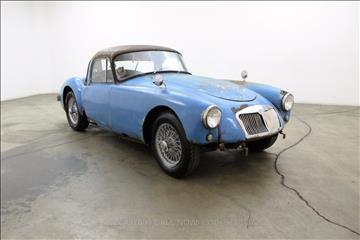 1958 MG MGA for sale in Los Angeles, CA