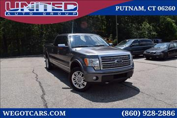 2010 Ford F-150 for sale in Putnam, CT