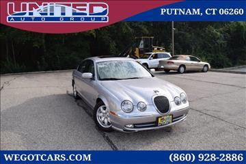 2000 Jaguar S-Type for sale in Putnam, CT