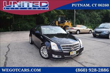 2011 Cadillac CTS for sale in Putnam, CT