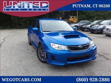 2014 Subaru Impreza for sale in Putnam, CT