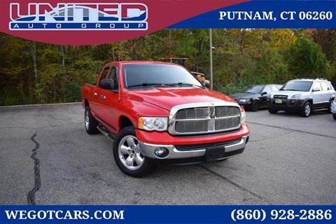 2005 Dodge Ram Pickup 1500 for sale in Putnam, CT