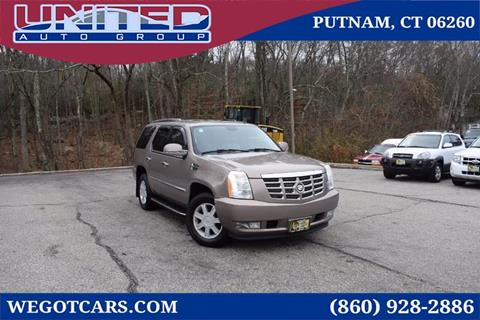 2007 Cadillac Escalade for sale in Putnam, CT