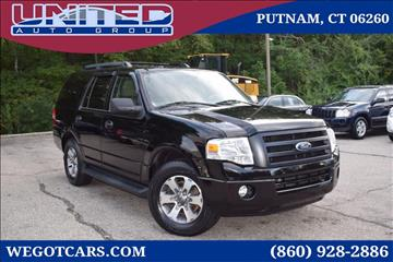2013 Ford Expedition for sale in Putnam, CT