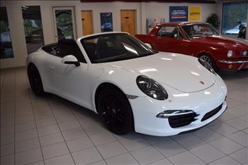 2014 Porsche 911 for sale in Putnam, CT