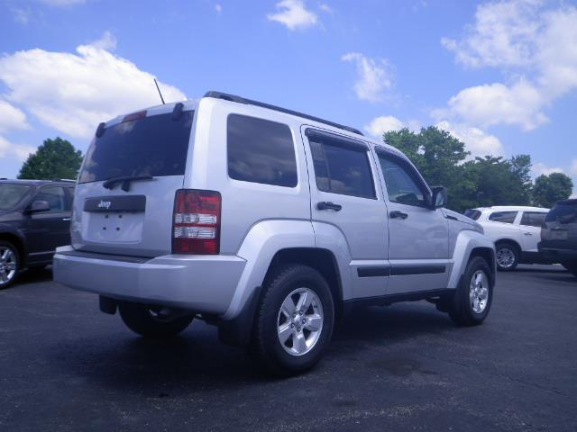 2010 jeep liberty 4x4 sport 4dr suv in greensburg in buyright auto. Black Bedroom Furniture Sets. Home Design Ideas