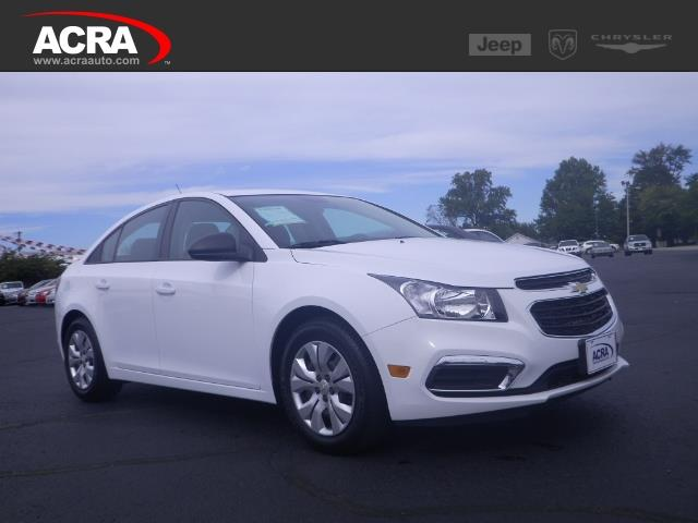 2016 chevrolet cruze limited ls auto 4dr sedan w 1sb in greensburg in buyright auto. Black Bedroom Furniture Sets. Home Design Ideas