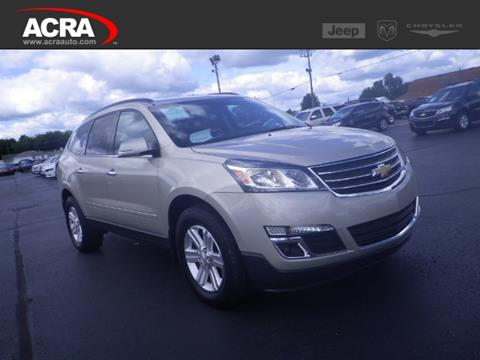 2014 Chevrolet Traverse for sale in Greensburg, IN