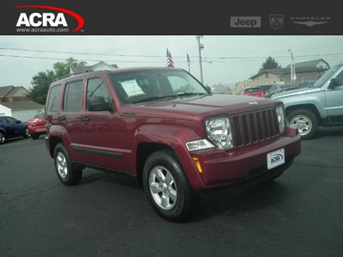2012 Jeep Liberty for sale in Greensburg, IN