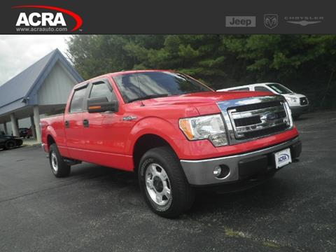 2013 Ford F-150 for sale in Greensburg, IN