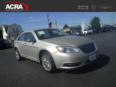 2013 Chrysler 200 for sale in Greensburg, IN