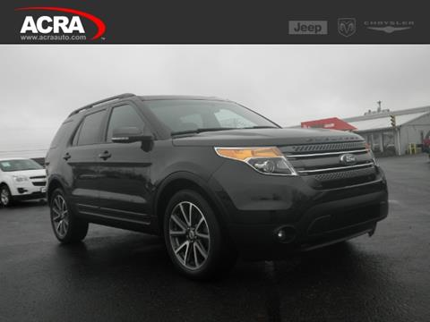2015 Ford Explorer for sale in Greensburg, IN