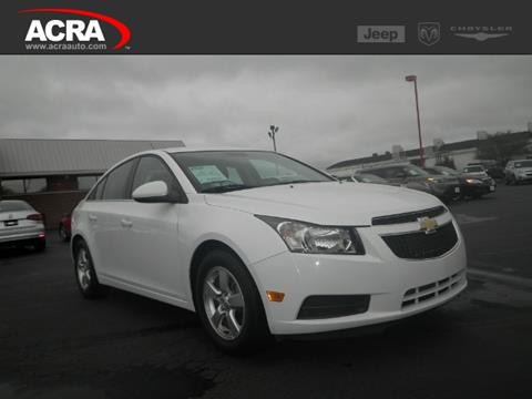 2014 Chevrolet Cruze for sale in Greensburg, IN