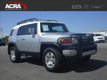 2008 Toyota FJ Cruiser for sale in Greensburg, IN