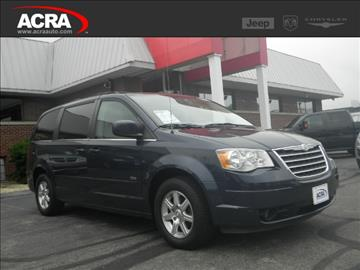 2008 Chrysler Town and Country for sale in Greensburg, IN