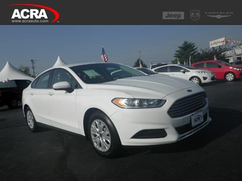 2014 Ford Fusion for sale in Greensburg, IN
