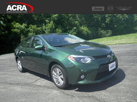 2014 Toyota Corolla for sale in Greensburg, IN