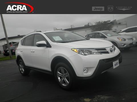 2015 Toyota RAV4 for sale in Greensburg, IN