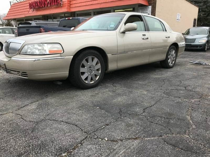 2004 Lincoln Town Car Ultimate 4dr Sedan In Forest Park Il Car