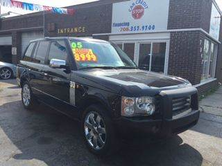 2005 Land Rover Range Rover for sale in Bridgeview, IL