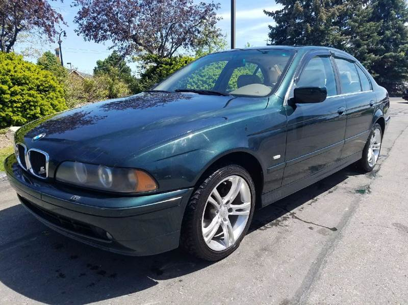 2001 Bmw 5 Series car for sale in Detroit