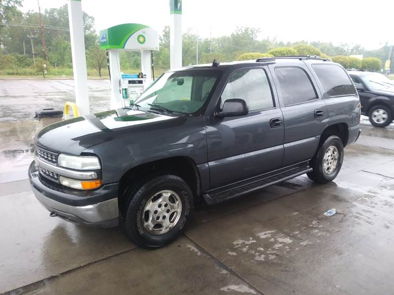 2006 Chevrolet Tahoe car for sale in Detroit