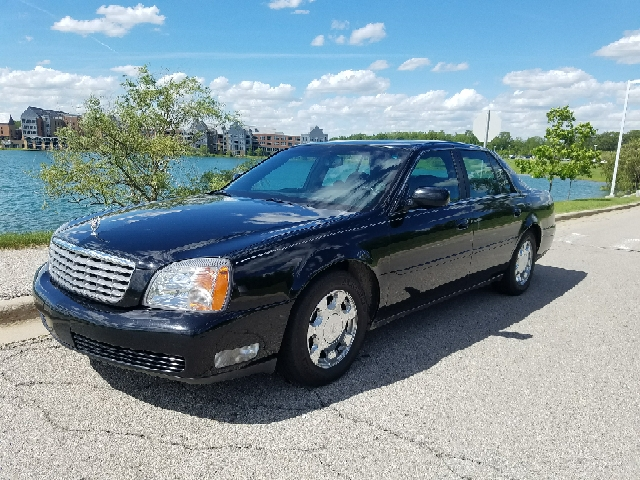 2001 Cadillac Deville car for sale in Detroit