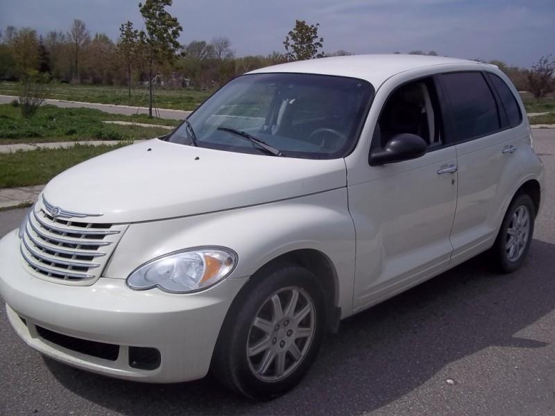 2007 Chrysler Pt Cruiser car for sale in Detroit