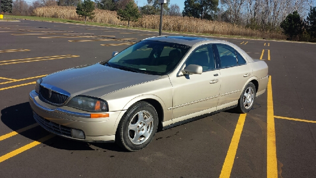 2004 Lincoln Ls car for sale in Detroit