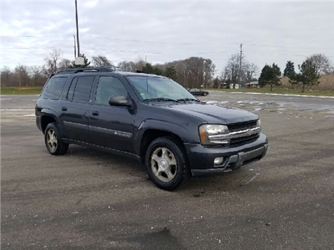 2004 Chevrolet TrailBlazer EXT for sale in Canton, MI