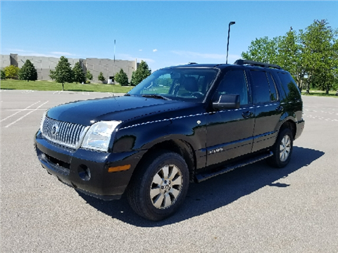 2009 Mercury Mountaineer for sale in Canton, MI