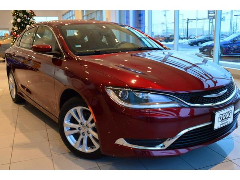 2015 Chrysler 200 For Sale In Akron, OH