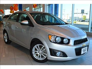 2013 chevrolet sonic for sale for Windham motors florence sc