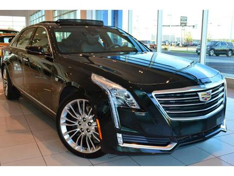 2016 Cadillac CT6 for sale in Akron, OH
