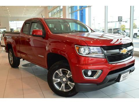 2015 Chevrolet Colorado for sale in Akron, OH